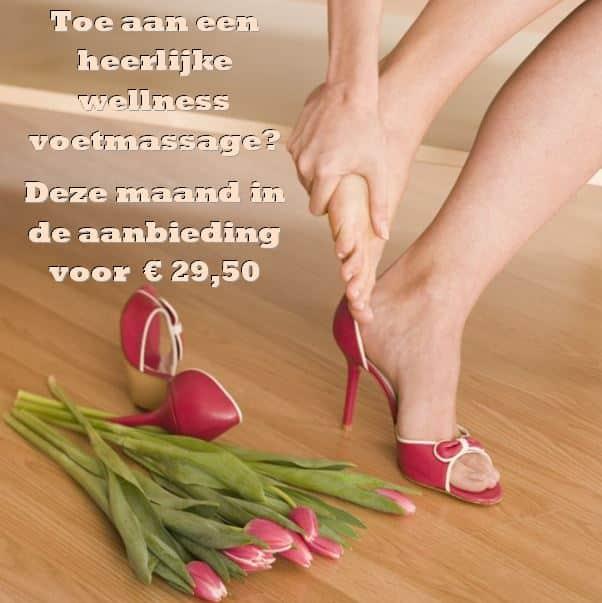 wellness voetmassage